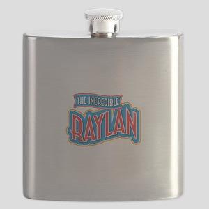 The Incredible Raylan Flask