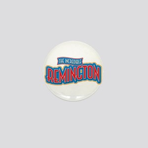 The Incredible Remington Mini Button