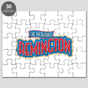The Incredible Remington Puzzle