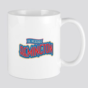 The Incredible Remington Mug