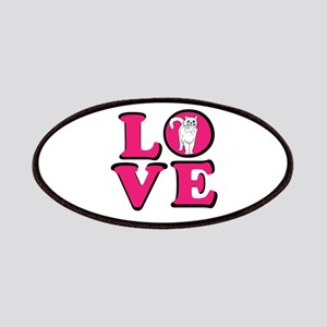 Love Cats Patch