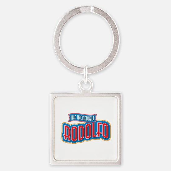 The Incredible Rodolfo Keychains