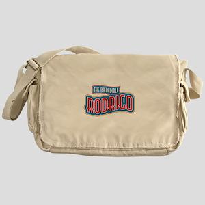 The Incredible Rodrigo Messenger Bag
