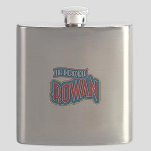 The Incredible Rowan Flask