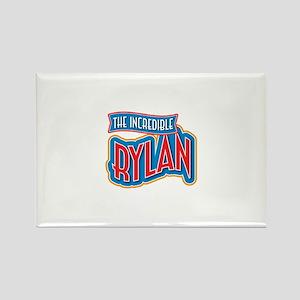 The Incredible Rylan Rectangle Magnet