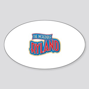 The Incredible Ryland Sticker