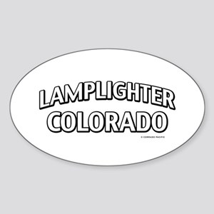 Lamplighter Colorado Sticker