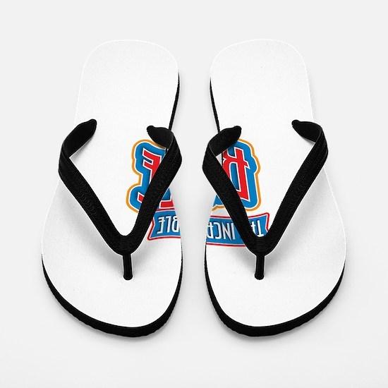 The Incredible Rylee Flip Flops