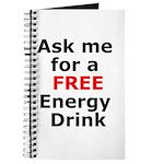 Free Energy Drink Journal