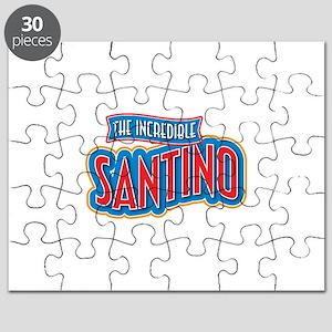 The Incredible Santino Puzzle