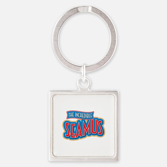 The Incredible Seamus Keychains