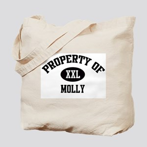 Property of Molly Tote Bag