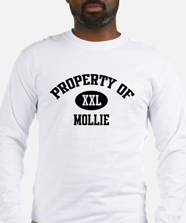 Property of Mollie Long Sleeve T-Shirt