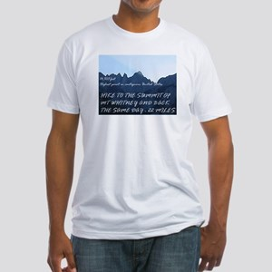 Whitney Fitted T-Shirt