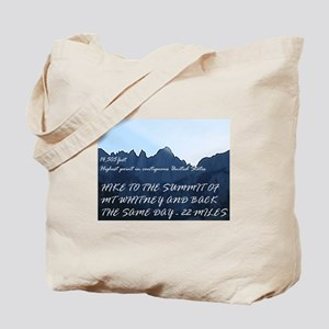 Whitney Tote Bag