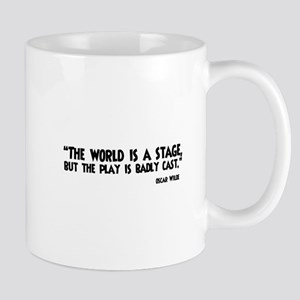 The World Is A Stage Mug