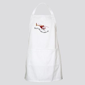 Fly It Like You Stole It! BBQ Apron