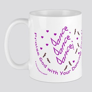 Dancing Feet Mug