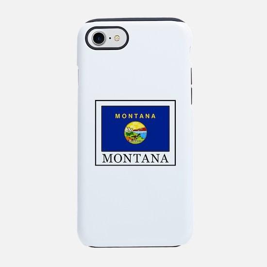 Montana iPhone 7 Tough Case