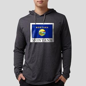 Montana Mens Hooded Shirt