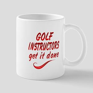 Golf Instructors Mug