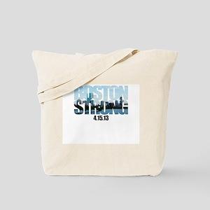 Boston Strong Skyline Tote Bag