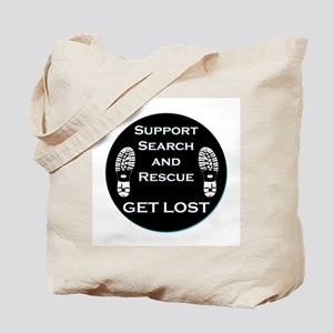 Support SAR - Get Lost Tote Bag