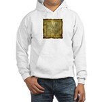 Celtic Letter N Hooded Sweatshirt