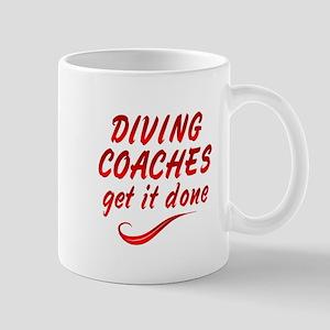 Diving Coaches Mug