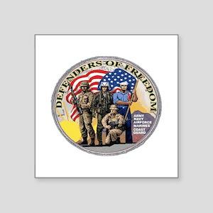FREEDOM DEFENDER Sticker