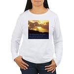 The heavens declare... Women's Long Sleeve T-Shirt