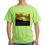 The heavens declare... Green T-Shirt