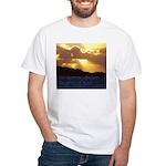 The heavens declare... White T-Shirt
