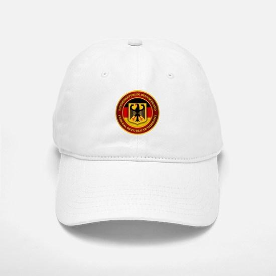 German Emblem Baseball Baseball Baseball Cap