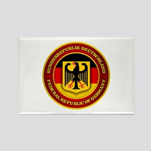 German Emblem Rectangle Magnet