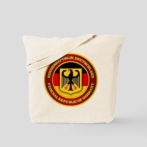 German Emblem Tote Bag