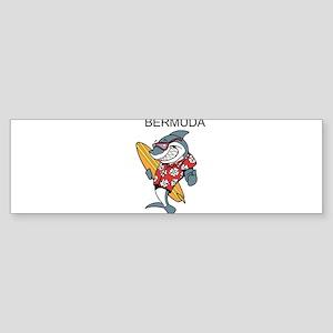 Bermuda Sticker (Bumper)