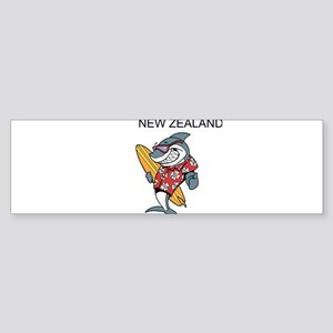 New Zealand Sticker (Bumper)