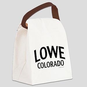 Lowe Colorado Canvas Lunch Bag