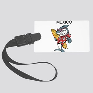Mexico Large Luggage Tag
