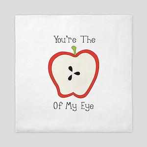 Apple Of My Eye Queen Duvet