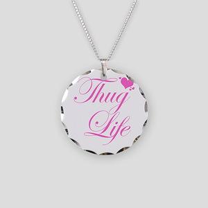 Baby Girl THUG LIFE Necklace
