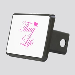 Baby Girl THUG LIFE Hitch Cover