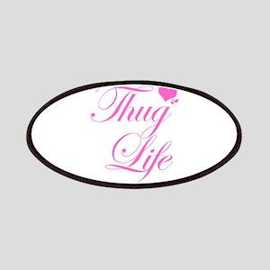 Baby Girl THUG LIFE Patch