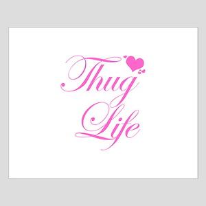 Baby Girl THUG LIFE Posters