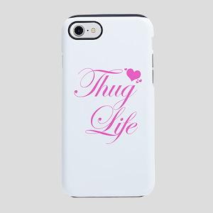 Baby Girl THUG LIFE iPhone 7 Tough Case
