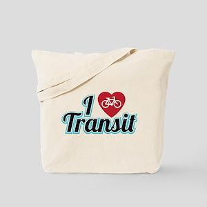 I Heart Transit | Bike Tote