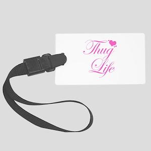 Baby Girl THUG LIFE Luggage Tag
