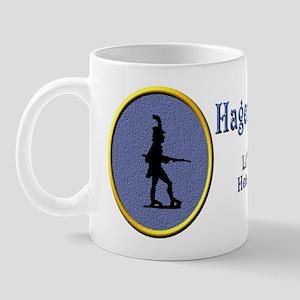 Little Heiskell (blue) Mug