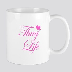Baby Girl THUG LIFE Mugs